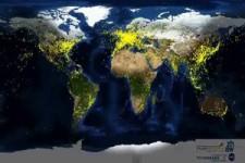 Flugverkehr auf der Welt