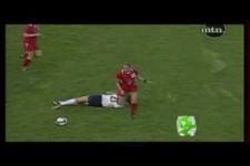 Foul Frauen Fussball