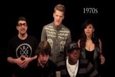 Evolution der Musik 1600-2010