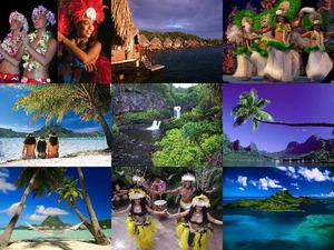 Tahiti- Victor