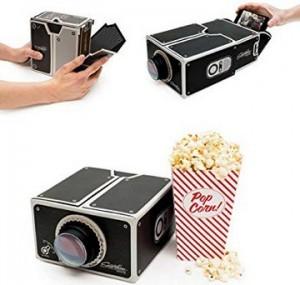 Handy-Projektor wie ein bewegliches Kino!