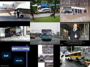 was alles beim Busfahren schief gehen kann
