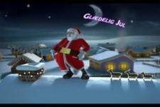 der Weihnachtsmann lässt für dich die Glocken läuten