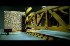 Crashtest - coole Auto-Werbung