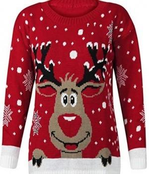 Rudolph-Pullover!