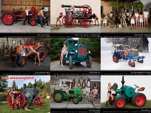 Traktorkalender 2011