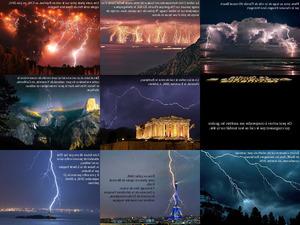 Blitzeinschläge