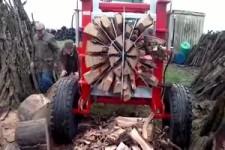 Holz Zerkleinerer