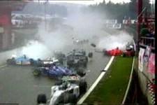 Formel 1 Unfall