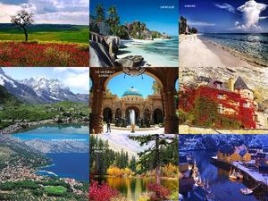 Beautifal World Sceneries