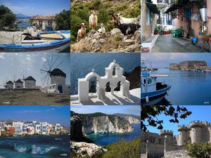 Schoene Bilder Griechenland griech Inseln