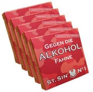 Tabletten gegen die Alkoholfahne!