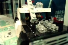 LEGO Blues Brothers - Shopping Mall chase scene