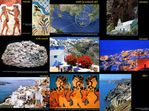 THIRA Santorini Griechenland
