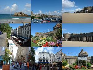 Saint Malo-France- Cliente