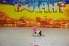 die zwei kleinen Tänzer