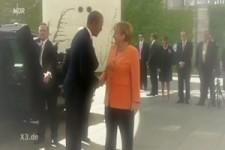 Merkel-Obama-Song Du hast mich 1000 Mal belogen