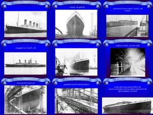 Titanic die Schiffswerft