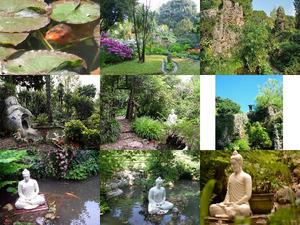 Botanischer Garten von Andre Heller