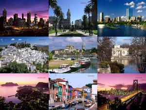cityscapes - Städte der Welt