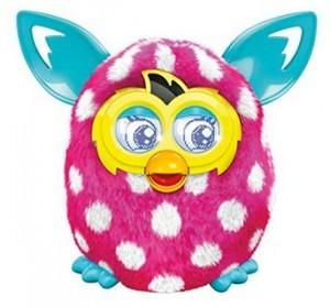 Furby Boom Sunny Polka Dots!