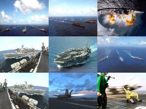 Flugzeugträger Navy USA