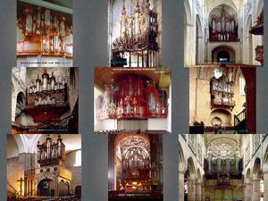 Die großen Orgeln
