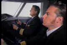 wenn Piloten drängeln