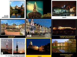 Tschechische Republik - Städte, Burgen, Schlosser