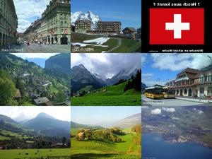 Schweiz mit Jodeln