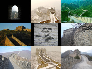Great Wall of China - Music