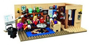 The Big Bang Theory von LEGO!