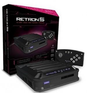 Retro-Konsole für alte Spiele!