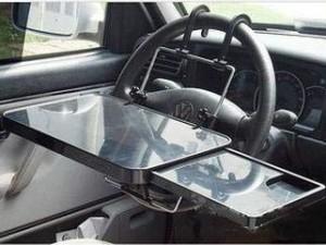 Auto-Beistell-Tisch!