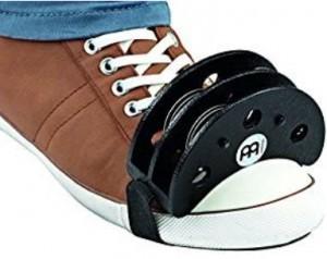 Fuß-Tambourine!