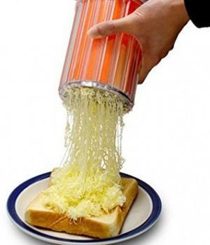 Butter-Reibe!