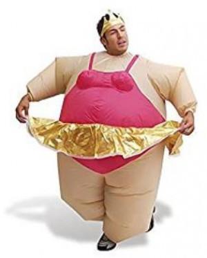 Fatsuit Ballerina!