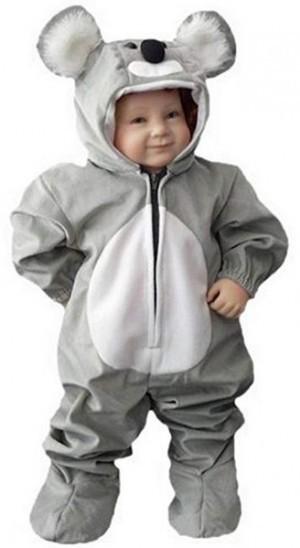 Koalabär-Kostüm!