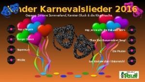 Faschings- und Karnevalslieder 02