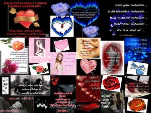 Liebes bilder schöne Liebessprüche ❤️