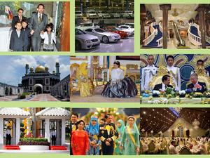 Brunei Sultan.E.