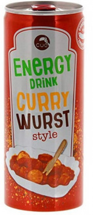Energy Drink Currywurst Style!