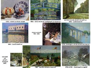 Monet Ausstellung in Paris