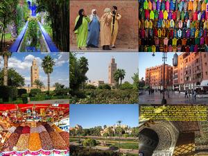 Marrakech-tak