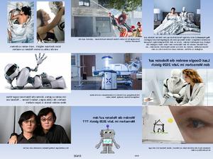 Laut Google werden die Roboter gleich