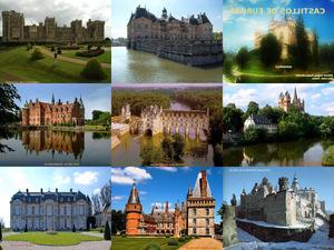 Burgen und Schlößer Europas