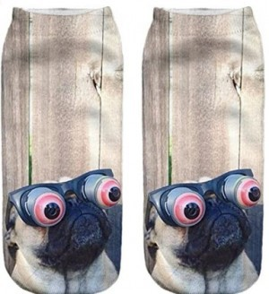 Mops-Socken!
