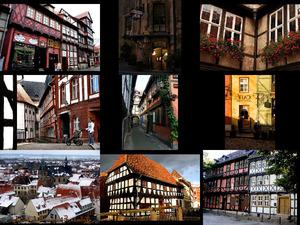 Deutschland-Quedlinburg-
