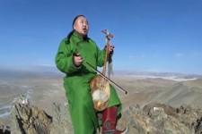 Spezieller mongolischer Gesang