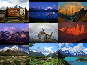 Nationalpark in Chile, Patagonien